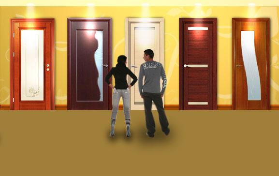 Межкомнатные двери готовые или