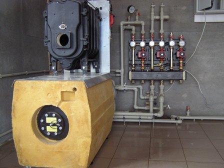 принципиальная электрическая схема газового котла beretta.