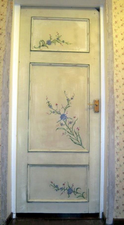Дверь прованс своими руками